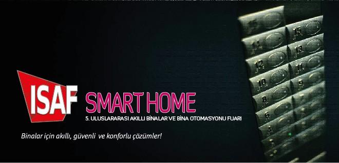 ISAF Akıllı Ev Sistemleri Fuarı