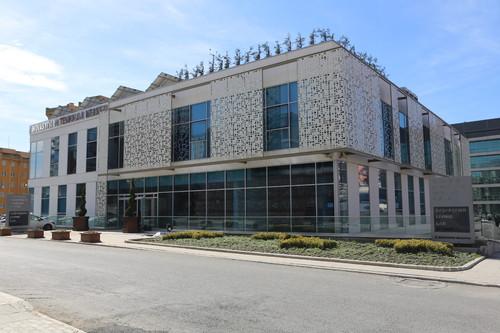 Başakşehir Belediyesi Living Lab binası